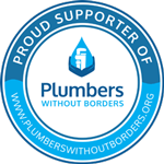 Proud Supporter Of Plumbers Without Borders